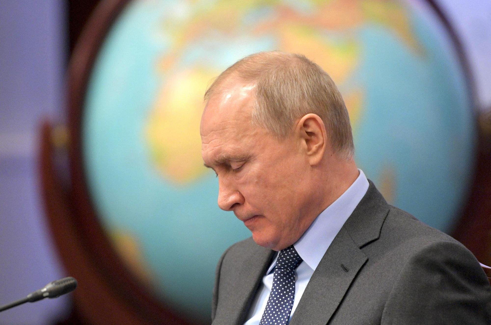 Путін лібералізм