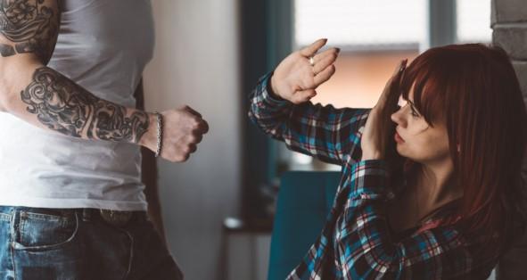 Домашнее насилие в США