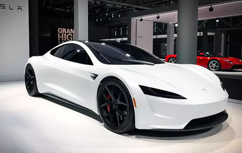 Илон Маск заявил, что Tesla Roadster сможет парить над землей