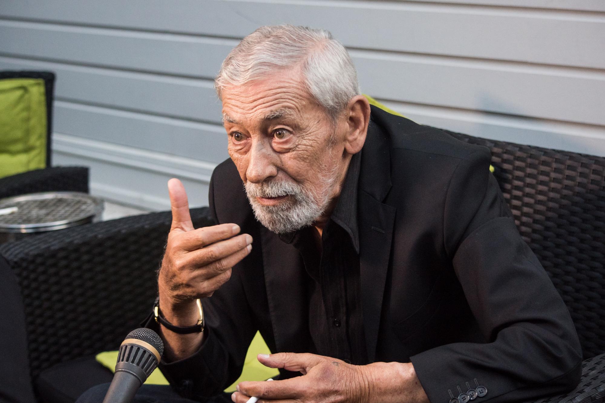 Вахтанг Кікабідзе очолив список партії Саакашвілі напарламентських виборах уГрузії