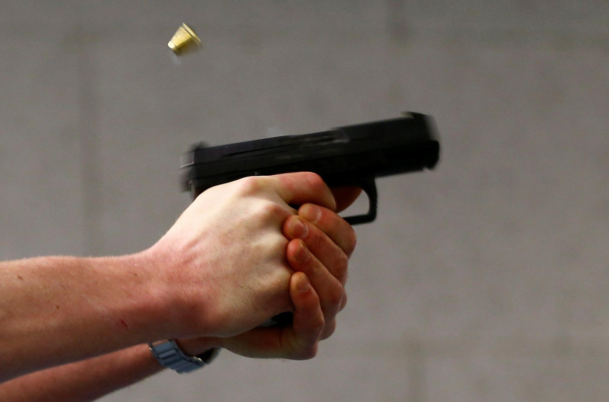 У Полтаві чоловік розстріляв охоронця кафе, який зробив йому зауваження