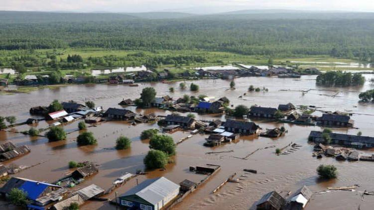 Наводнение Карпаты