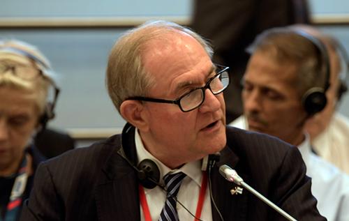 Посол США в ОБСЕ призвал Россию вернуть Крым Украине и прекратить войну на Донбассе