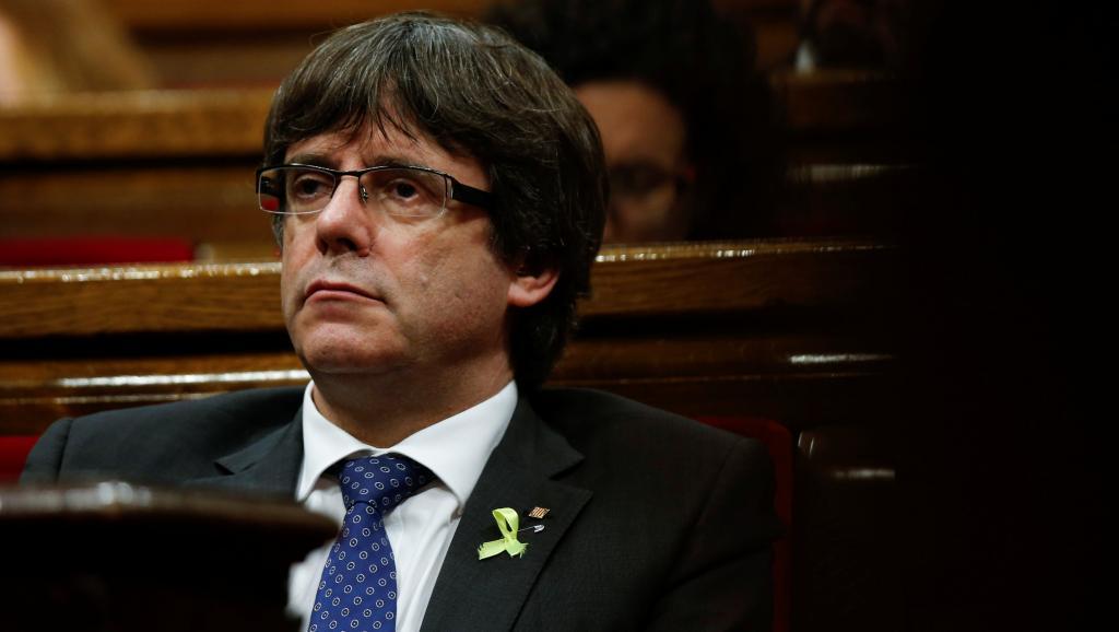 Іспанія, утікач, візит, арешт