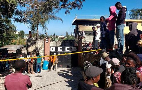 На Гаити в детдоме сгорели 15 воспитанников