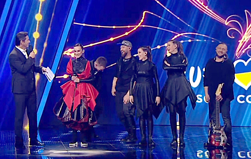 "Победителем украинского нацотбора на ""Евровидение-2020"" стала группа GO-A. ВИДЕО"