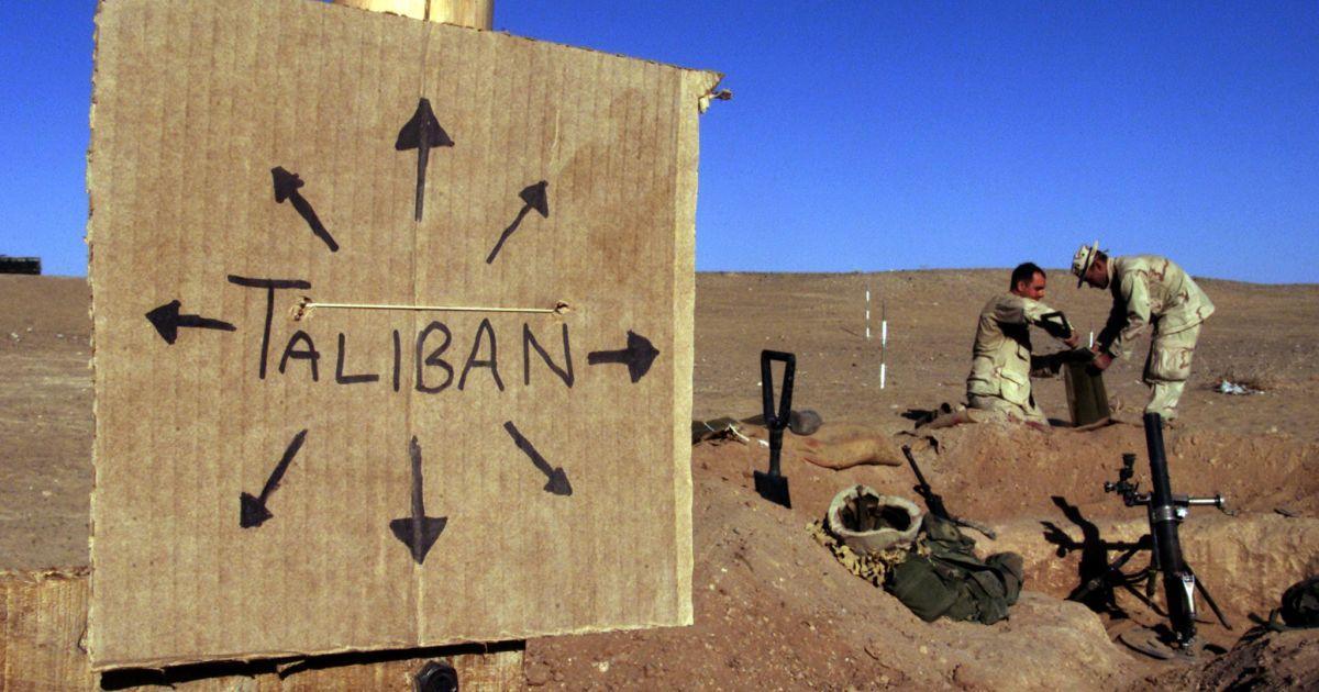 Афганістан, в'язниця, 100 талібів, звільнення