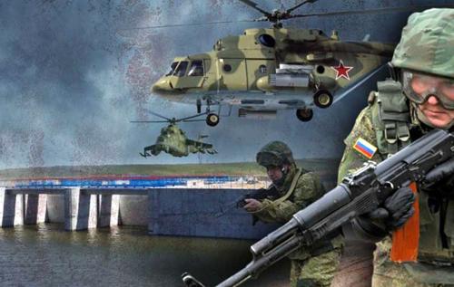 Будут наступать по всем фронтам: эксперт описал возможные сценарии вторжения российских военных в Украину