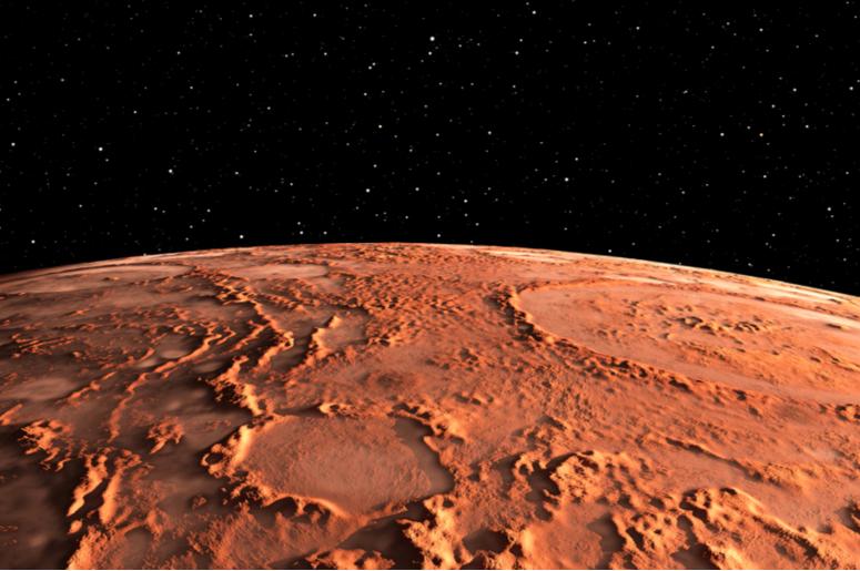 Ученые выяснили причины загадочных землетрясений на Марсе