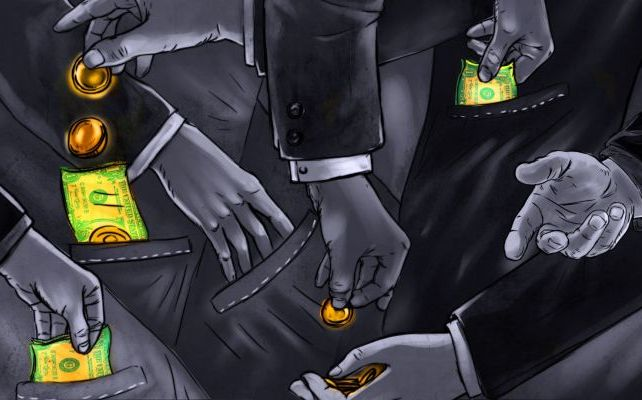 Раимов: Зеленскому нужен окулист, если он не видит коррупции