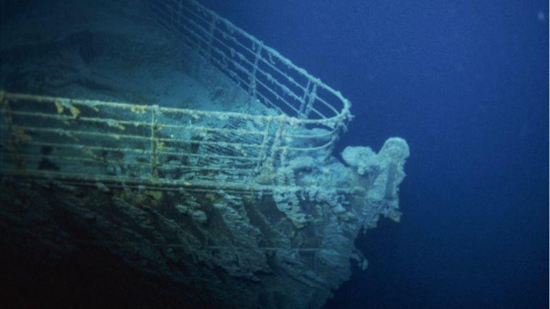 """ВВС: Чому людські останки на """"Титаніку"""" спричинили новий скандал"""