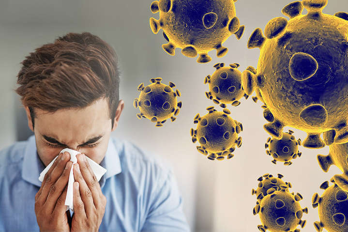 Ученые определили, когда больной коронавирусом наиболее заразен