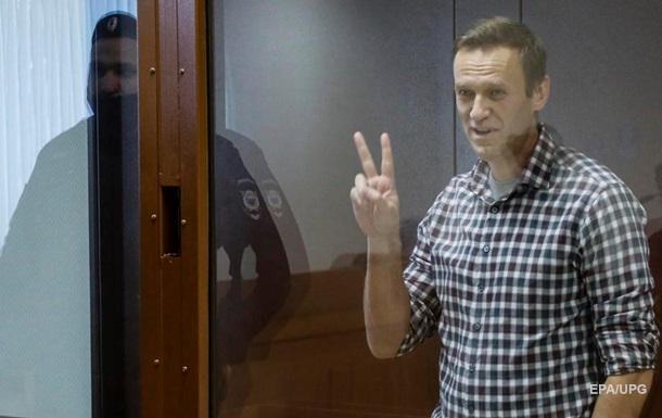 Адвокат: Навальный сможет выйти на свободу в 2023 году