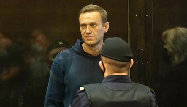 Навальный объявил о прекращении голодовки