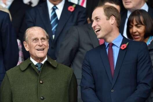 Почему принцы Уильям и Филипп отказались от обручальных колец?