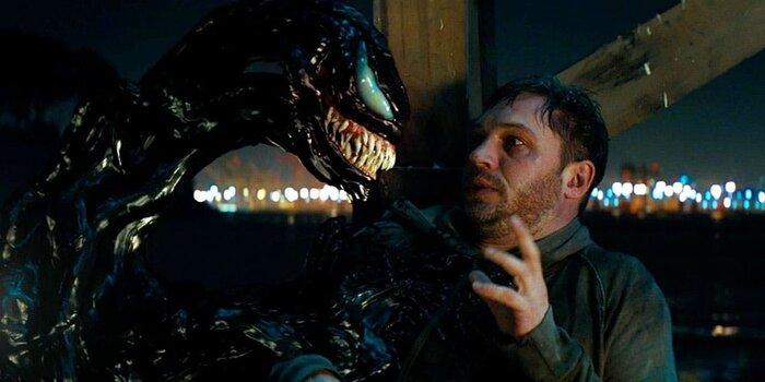 """Том Гарді боротиметься з нестримним монстром-вбивцею. Вийшов трейлер фантастичного екшну""""Веном 2: Карнаж"""""""