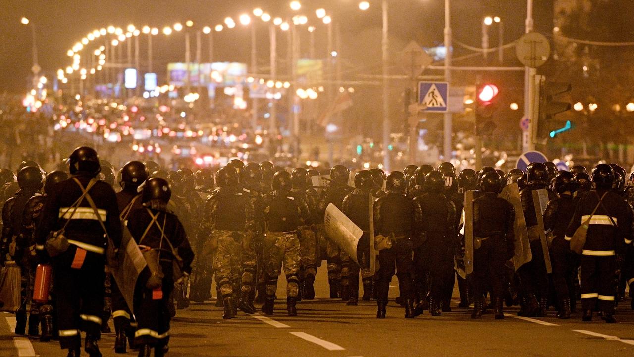 The Guardian: От Минска до Гонконга массовые протесты больше не работают