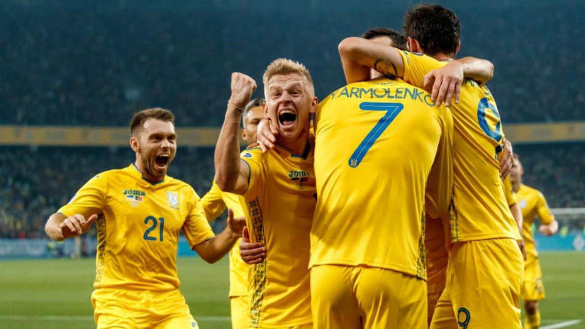 Фурса: Матч с Англией был ужасным. Украина играла очень и очень плохо. И этому может быть сотня объективных причин