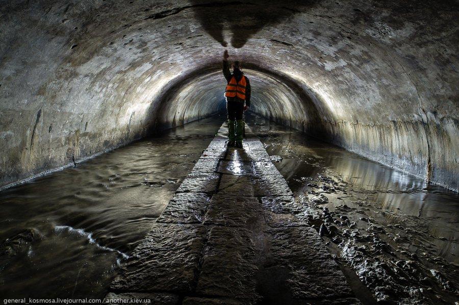 Які таємниці зберігають підземелля Києва?