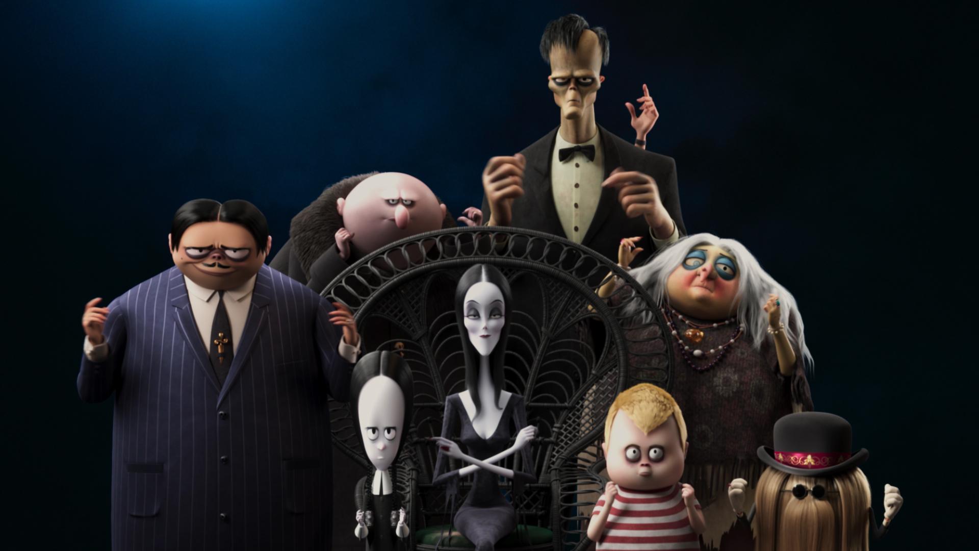 """Презентуємо офіційний трейлер та постер анімації """"Родина Адамсів 2"""""""