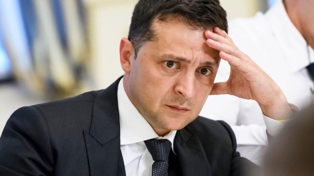 """Секретный план Зеленского, или Почему ему не дадут денег, хоть лицо и """"не скучное"""""""