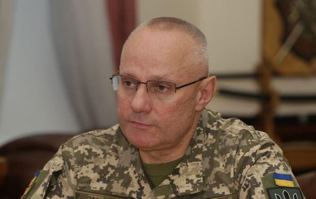 Хомчак: Суто військового вирішення питання на Донбасі я не бачу, і Генштаб ЗСУ також