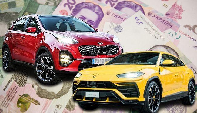 Кабмин готовит новый налог на автомобили