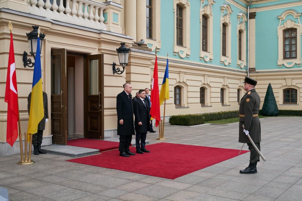 Ердоган Слава Україні