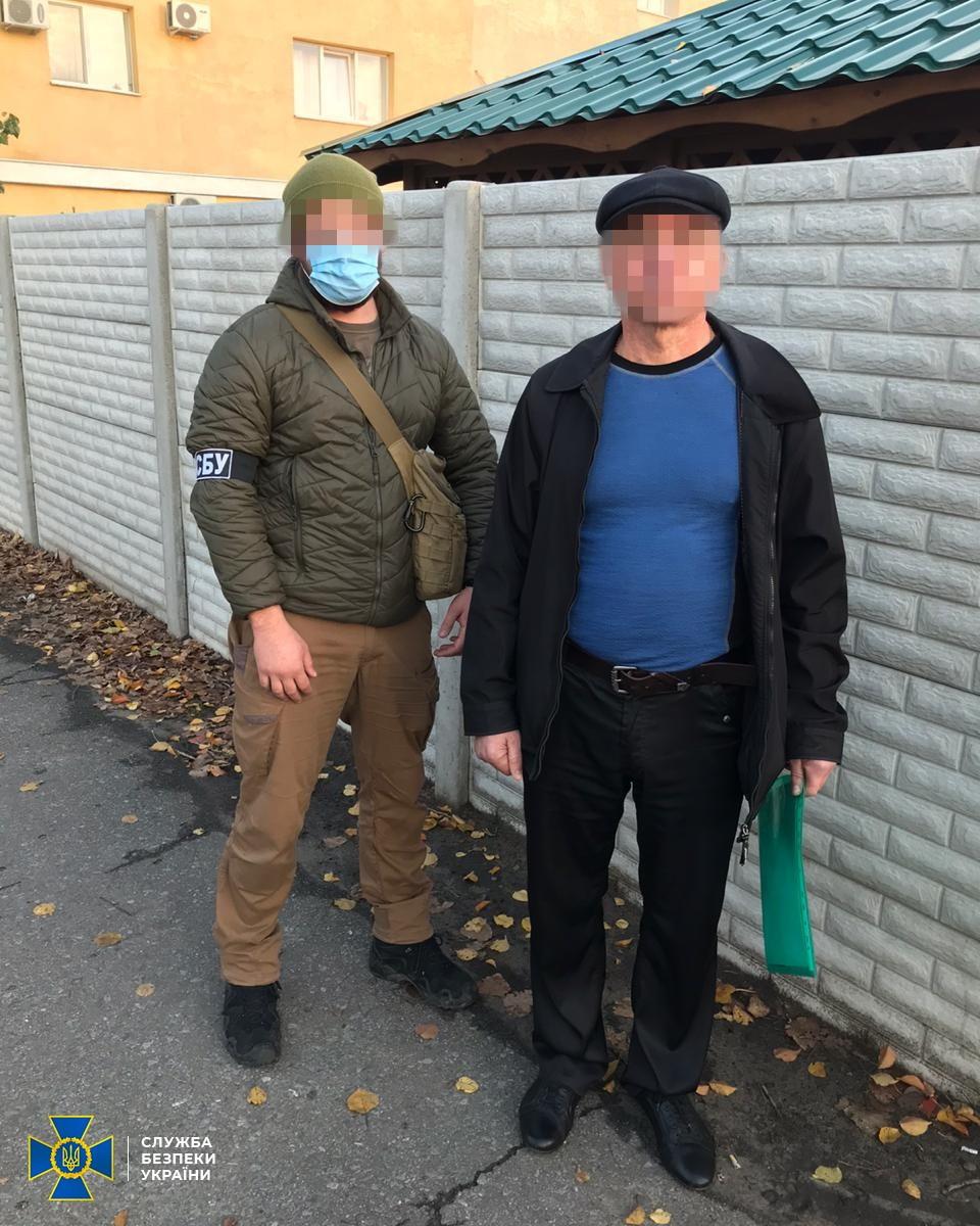 """СБУ затримала бойовика """"групи Бергмана"""", який підривав мости на Донбасі"""