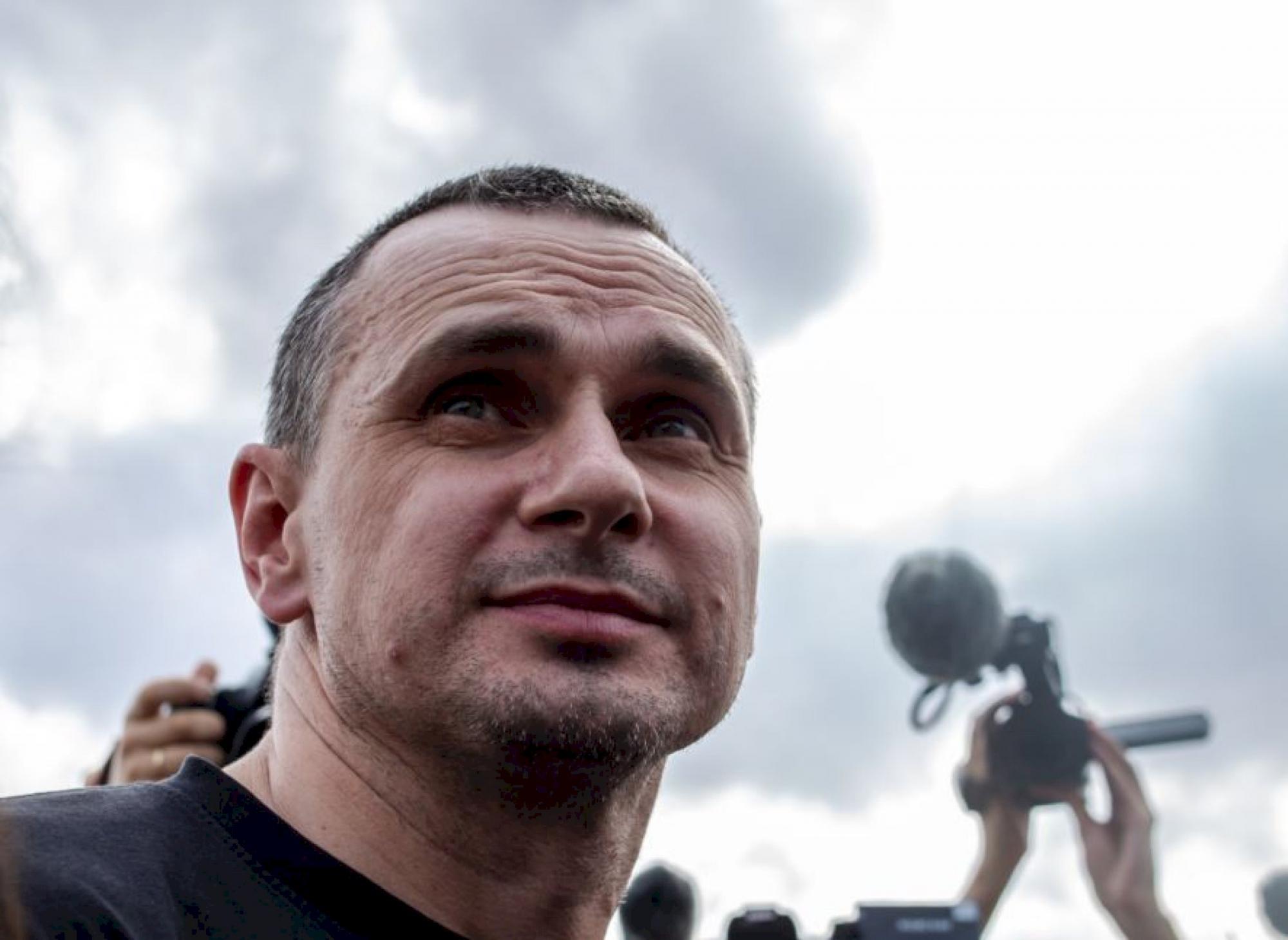 Сенцов: Чи повернусь я до Криму? Хіба на танках