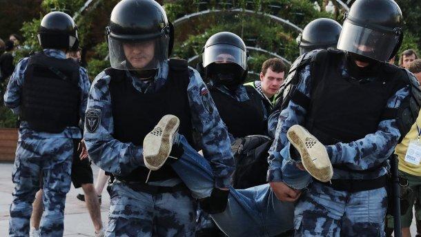 Кремль усиливает репрессии