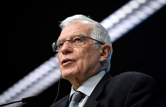 Верховный представитель ЕС по внешней политикеЖозеп Боррель