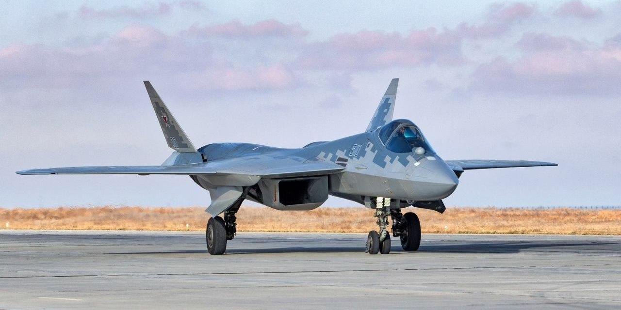 Су-57: рожденный ползать не взлетит