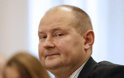 """Суддя Чаус, якого переховували на об'єкті міноборони в Хотянівці, відмовився йти на співпрацю, тому його вирішили """"легалізувати"""", – Ар'єв"""