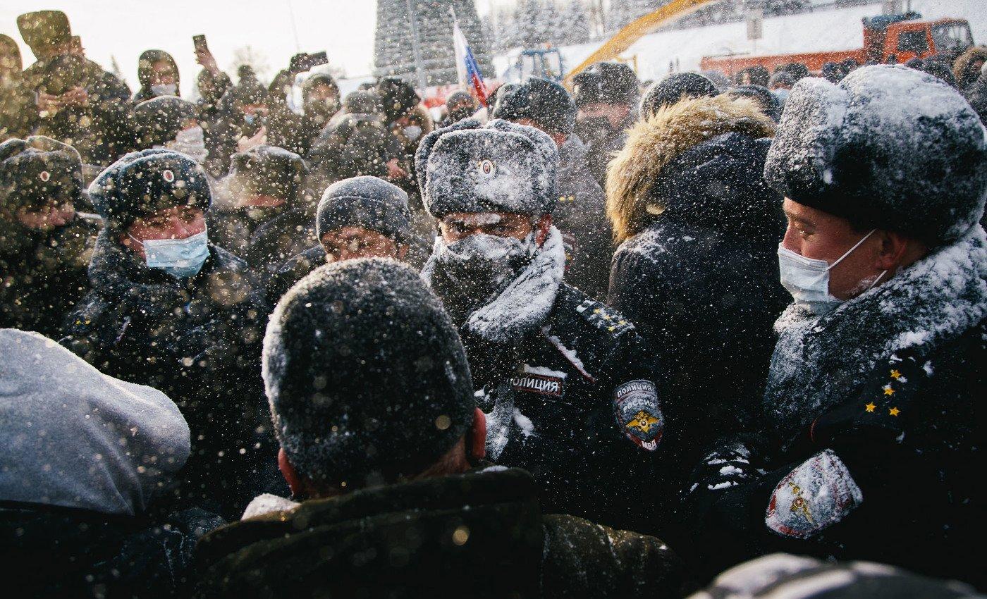 Крым стал могильным камнем российского правосудия – Портников