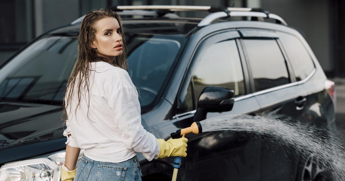 Почему летом машину нужно мыть чаще, чем зимой
