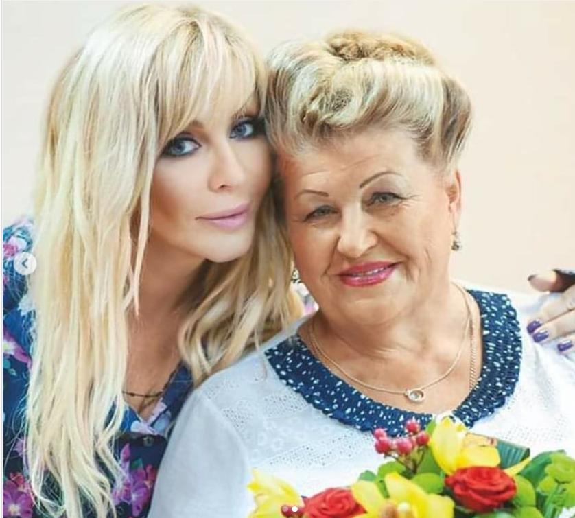 У співачки Ірини Білик померла мама