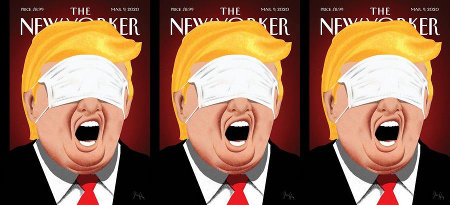 The New Yorker Трамп коронавірус Під контролем