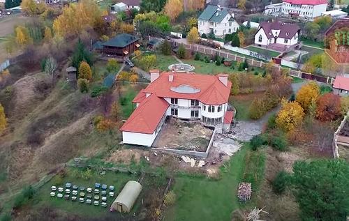 У судді КСУ знайшли елітний особняк під Києвом і незадекларовані земельні ділянки. ВІДЕО