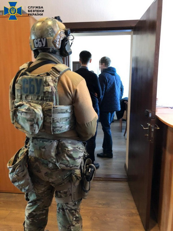 СБУ викрила Механізм заволодіння бюджетними Кошта на будівництві київського метро