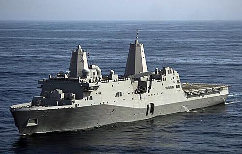 На двух боевых кораблях 5-го флота США началась вспышка коронавируса