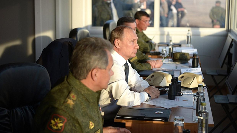 Путін армія