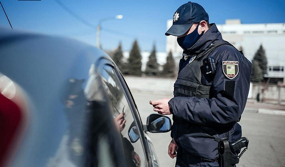 Полиции запретили останавливать авто без оснований