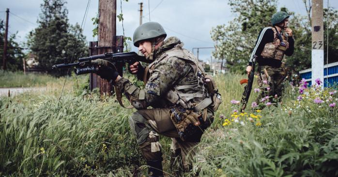 Бойовики з гранатометів обстріляли п'ять населених пунктів на Донбасі