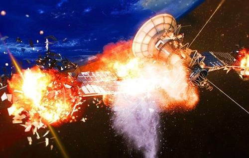 """В США назвали космос """"зоной боевых действий"""""""