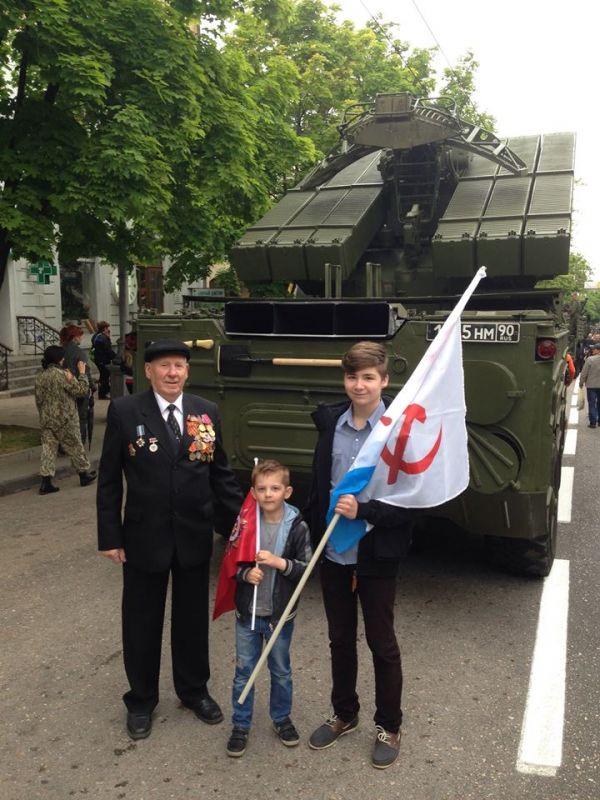 Порошенко, Гройсман и Деканоидзе дали старт патрульной полиции в Виннице - Цензор.НЕТ 6031