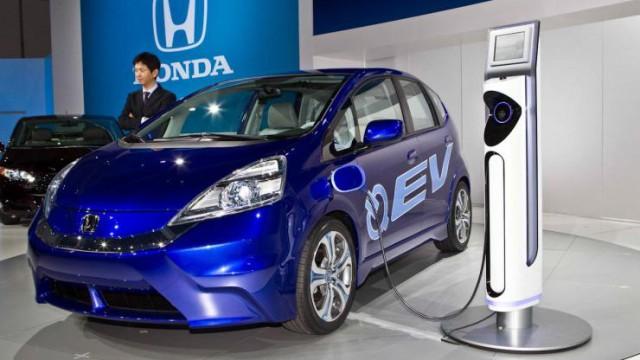 Honda Jazz EV