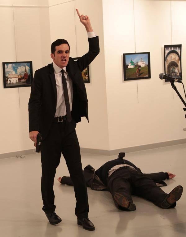 """Почему турецкий и украинский """"террористы"""" убили дипломатов из Москвы"""