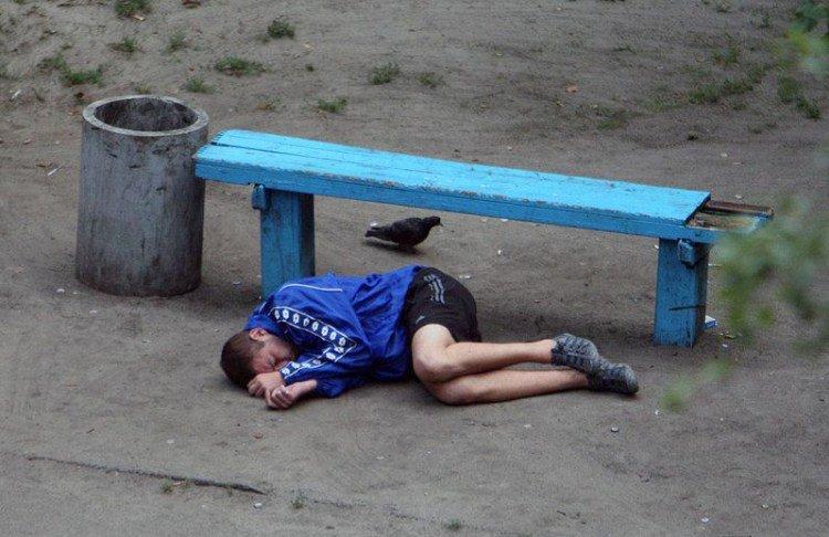Фото обоссаных