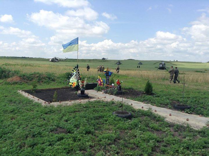 За минувшие сутки погибших нет. Ранены четверо украинских воинов, - спикер АТО - Цензор.НЕТ 9186